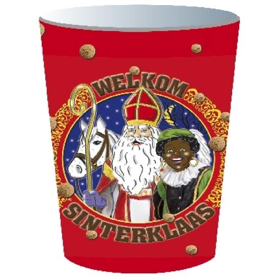 Bekertjes Welkom Sinterklaas thumbnail