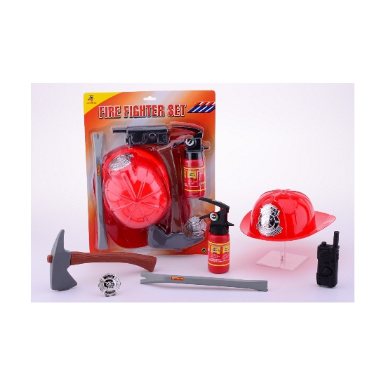 205497247Brandweer verkleed speelgoed