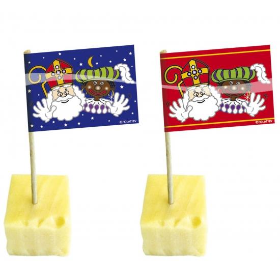 Feest Coctail prikkers Sinterklaas thumbnail