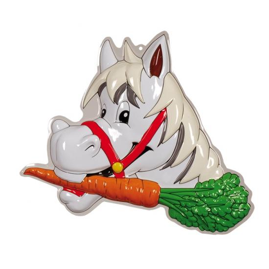 Feest Paard van Sinterklaas muurdecoratie thumbnail