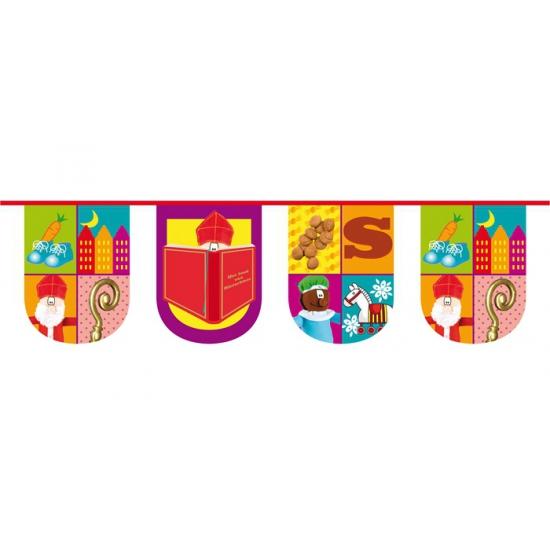 Feest Trendy Sinterklaas vlaggenlijn thumbnail