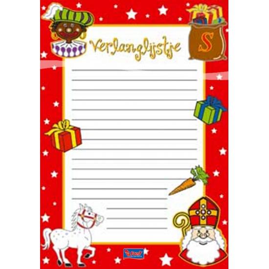 Feest Verlanglijstjes Sinterklaas thumbnail