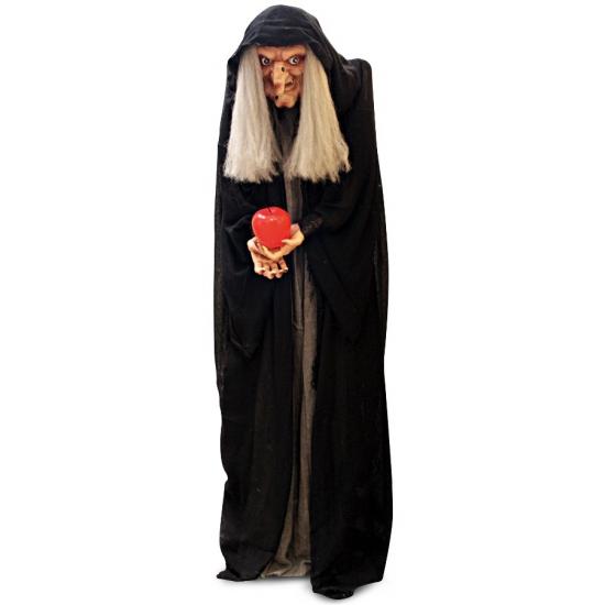 Luxe heksen horror pop met licht 100 cm