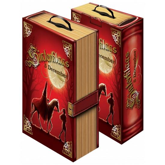 Sinterklaas kadootjes doos thumbnail