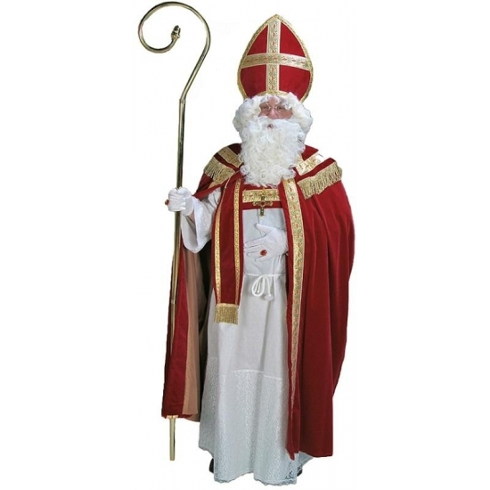 Sinterklaas kostuum compleet thumbnail
