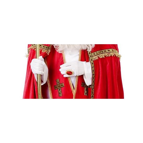 Sinterklaas kostuum handschoenen thumbnail