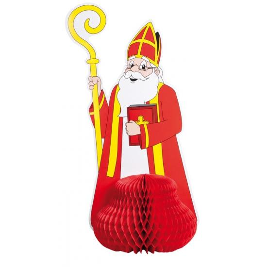 Sinterklaas versiering uitvouwbaar 47 cm thumbnail