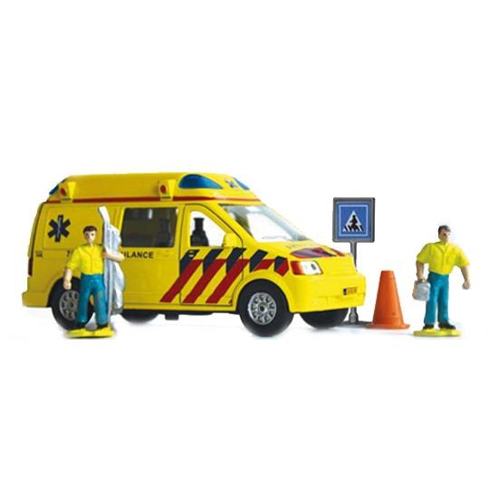 204233507Speelgoed ambulance met figuren