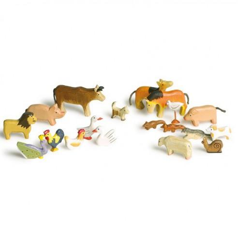 170126265Speelgoed dieren van hout