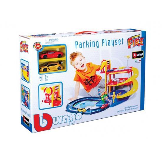 179489093Speelgoed garage Burago voor kinderen