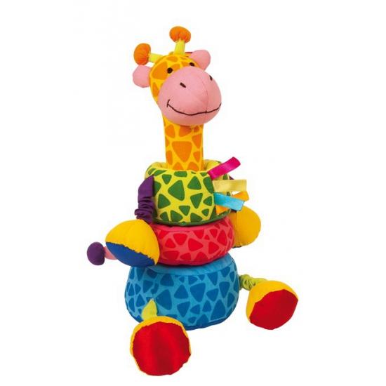 185178500Speelgoed insteek giraffe 24 cm