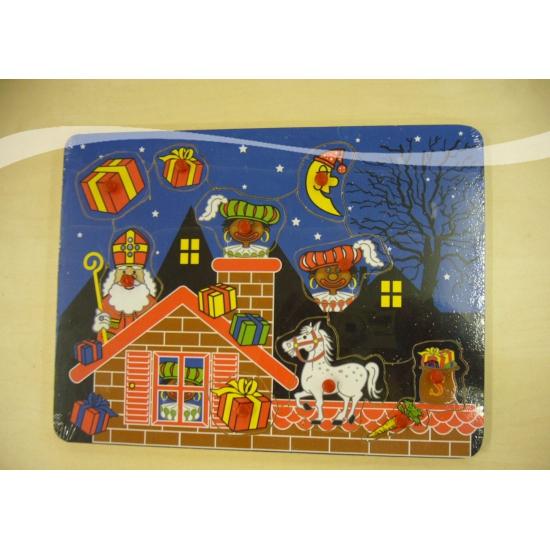 Speelgoed Sinterklaas puzzel thumbnail