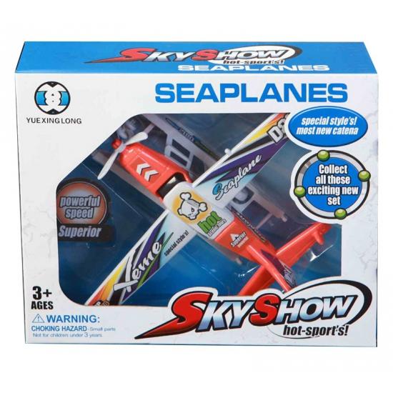 185178586Speelgoed watervliegtuig 24 cm