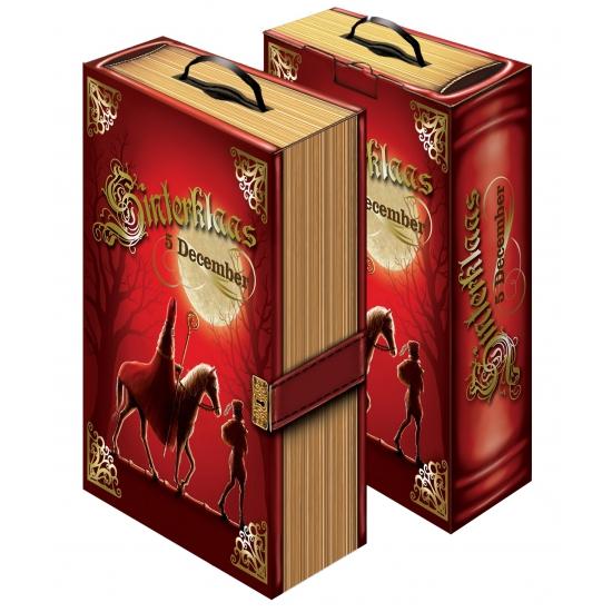 Surprise doos Sinterklaas boek thumbnail