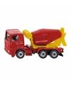 Siku Cement mixer speelgoed modelauto 8 cm online kopen