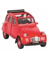 Goki speelgoedSpeelgoed Citroen 2CV open 1