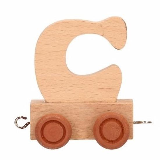 Trein met de letter C