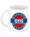Beker met de naam Otis 0,3 l