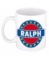 Beker met de naam Ralph 0,3 l