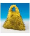 Bont tassen geel