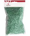 Decoratie gras snippers groen 50 gram