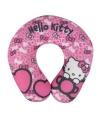 Hello Kitty reis nekkussen roze