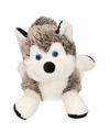 Huskies knuffeltjes 24 cm