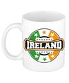 Ireland / Ierland embleem mok / beker 300 ml