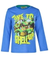 Ninja Turtles t-shirt blauw