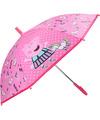 Peppa Pig/Big kinderparaplu voor jongens/meisjes 59 x 71 cm