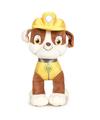Pluche Paw Patrol Rubble Classic knuffel 19 cm