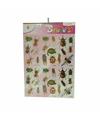 Speelgoed Insecten stickers