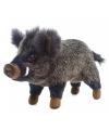 Speelgoed Staande pluche everzwijntje 29 cm